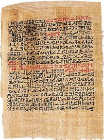 ebers egyptian medical papyrus