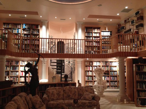 world research foundation private library, sedona, az - health and philosophy